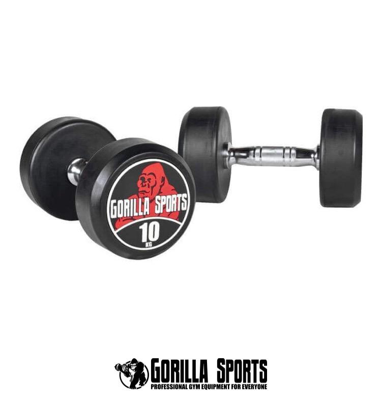 Hanteln von Gorilla Sports